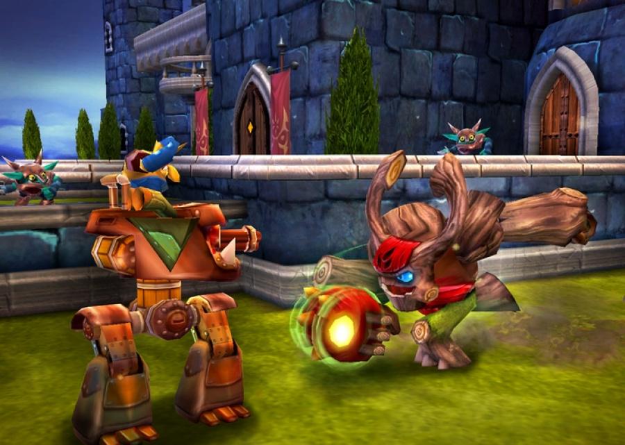 Skylanders Giants Review - Screenshot 1 of 6