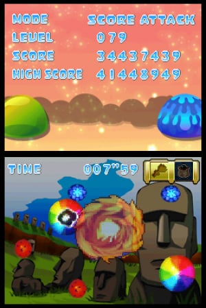Invasion of the Alien Blobs! Review - Screenshot 1 of 3