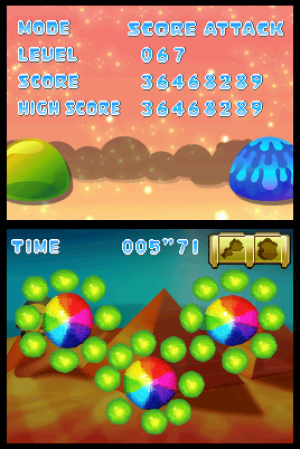 Invasion of the Alien Blobs! Review - Screenshot 2 of 3
