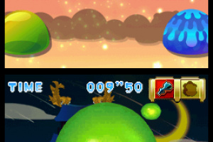 Invasion of the Alien Blobs! Screenshot