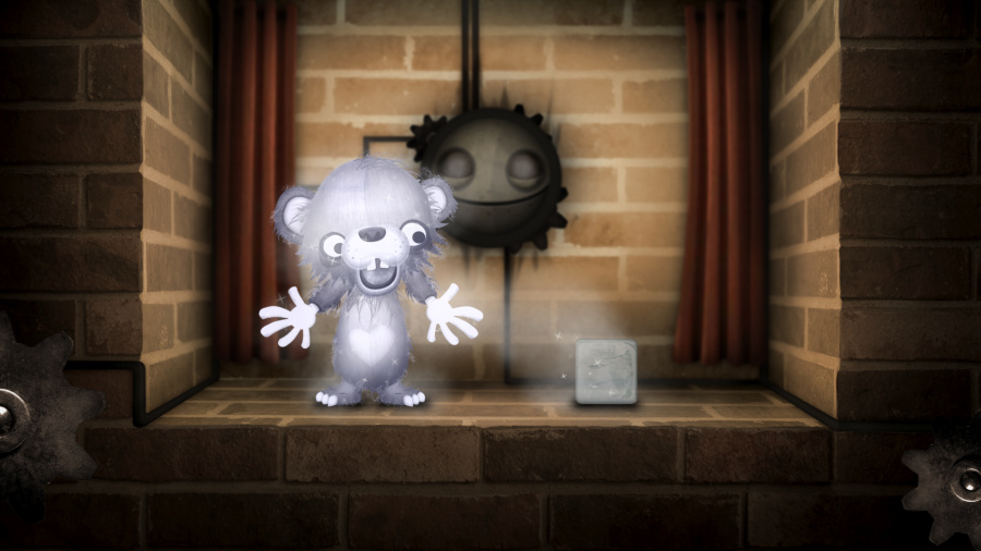 Frozen Feelie Bear