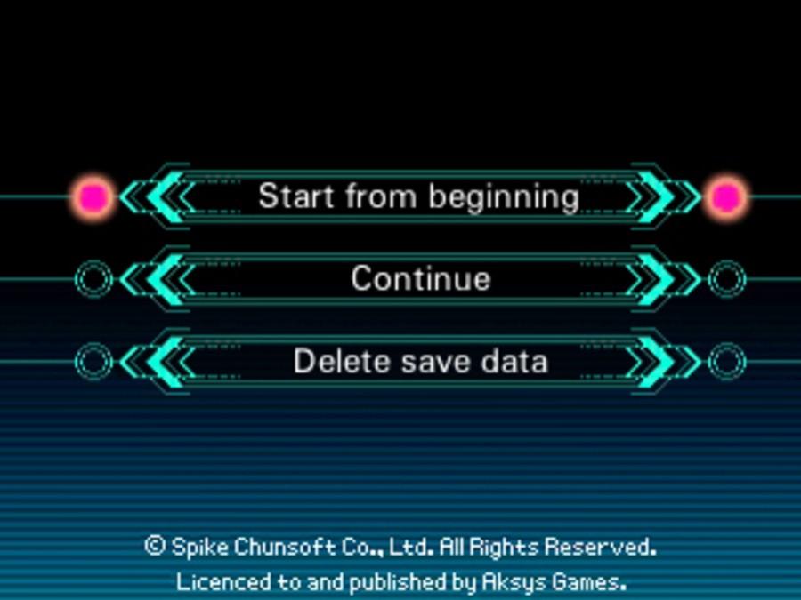 Zero Escape: Virtue's Last Reward Screenshot
