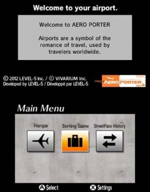 Aero Porter Review - Screenshot 2 of 4