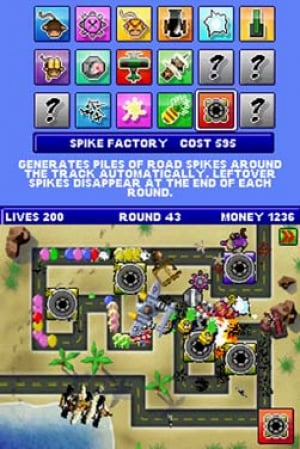 Bloons TD 4 Review - Screenshot 2 of 4