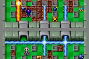 Bomberman DS Screenshot