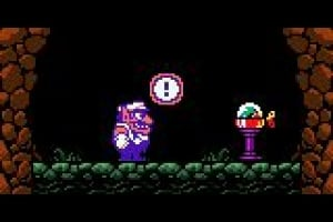 Wario Land 3 Screenshot