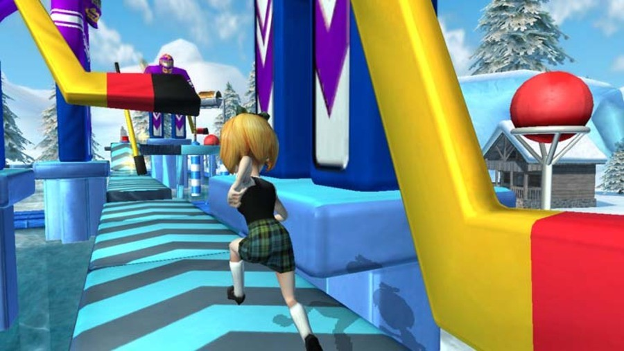 Wipeout 3 Screenshot