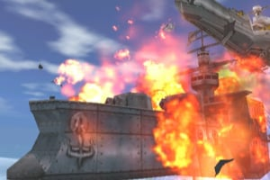 Skies of Arcadia Legends Screenshot
