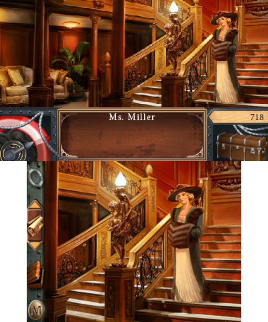 Murder on the Titanic Screenshot