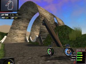 SPOGS Racing Review - Screenshot 2 of 3