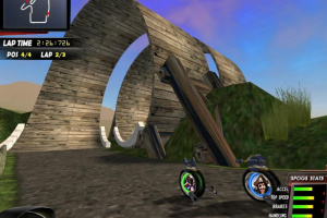 SPOGS Racing Screenshot