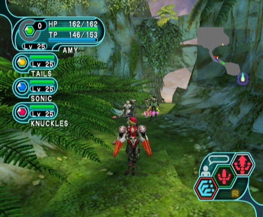 Phantasy Star Online Episode 15
