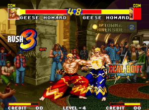 Real Bout Fatal Fury Review - Screenshot 2 of 5