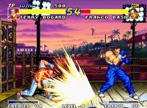 Real Bout Fatal Fury Review - Screenshot 1 of 5