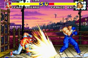 Real Bout Fatal Fury Screenshot
