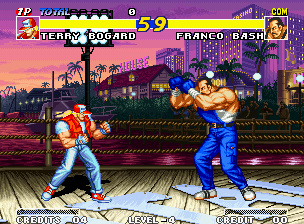 real bout fatal fury review switch eshop neo geo nintendo life real bout fatal fury review switch