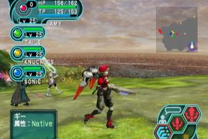 Phantasy Star Online: Episode I & II Screenshot