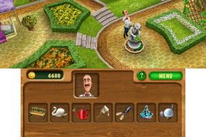 Gardenscapes Screenshot
