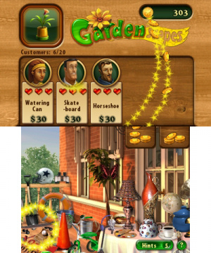 Gardenscapes Review - Screenshot 2 of 3
