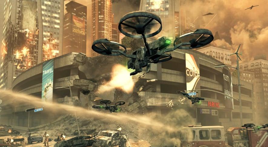 3529 Black Ops II QUADROTOR