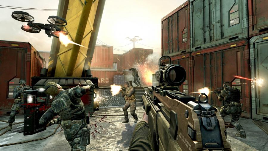 Call of Duty: Black Ops II Review - Screenshot 1 of 5