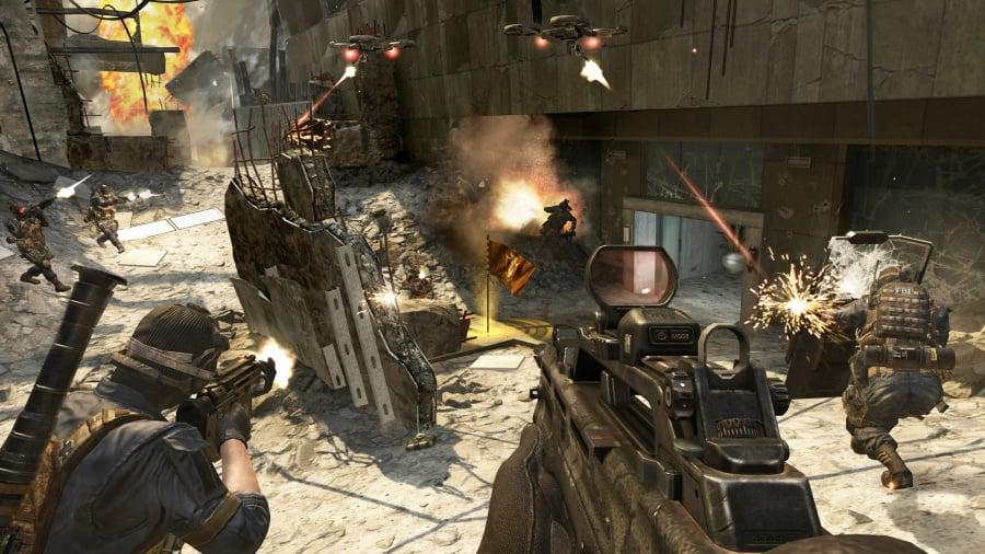 Call of Duty: Black Ops II Review - Screenshot 1 of 4