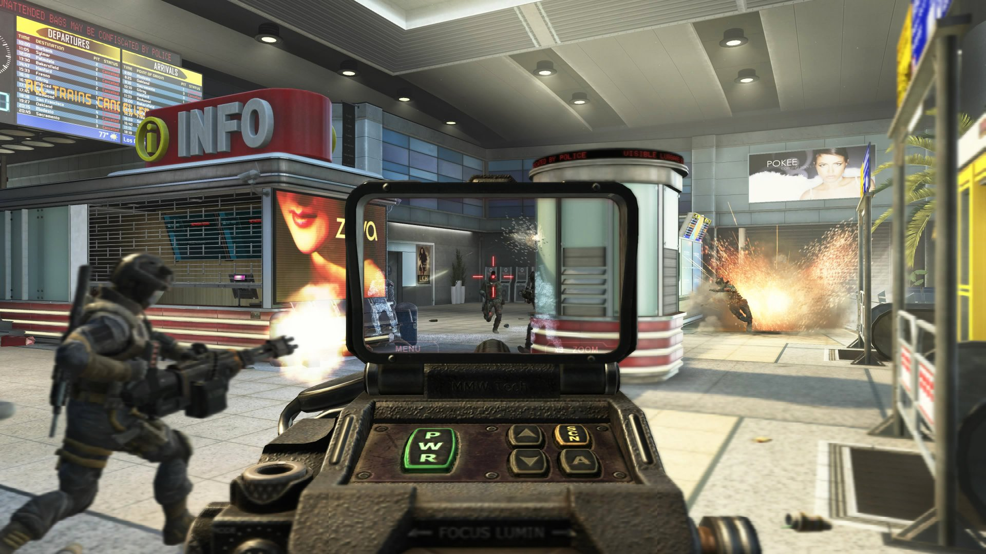 Call Of Duty Black Ops Ii Wii U News Reviews Trailer