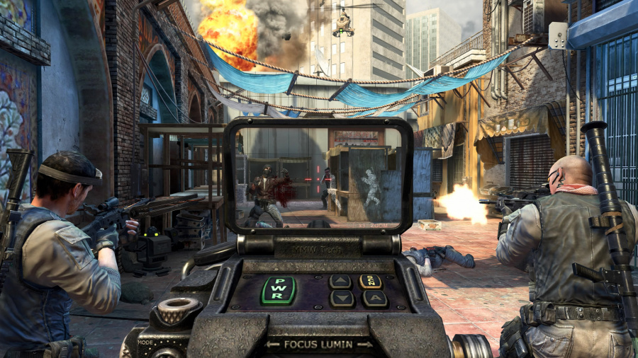 Call of Duty: Black Ops II Review - Screenshot 4 of 4
