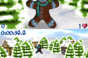 Cake Ninja XMAS Screenshot
