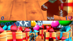 Cake Ninja XMAS Screenshot