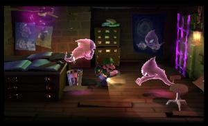 Luigi's Mansion: Dark Moon Review - Screenshot 1 of 7