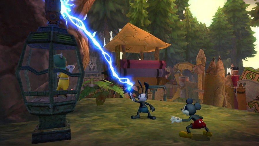 Disney Epic Mickey 2: The Power of Two Screenshot