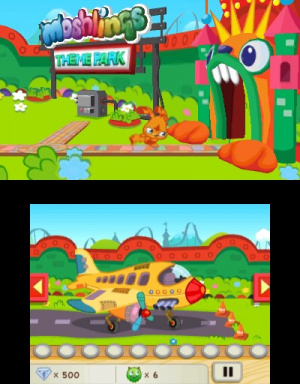 Moshi Monsters Moshlings Theme Park Review - Screenshot 5 of 5