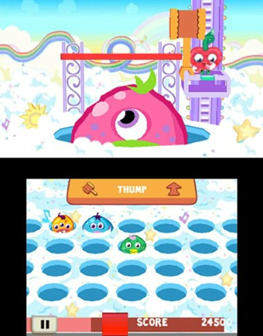 Moshi Monsters Moshlings Theme Park Screenshot
