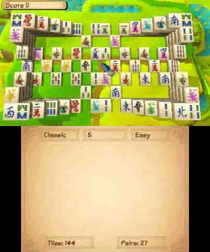 Mahjong 3D - Warriors of the Emperor Review - Screenshot 1 of 4