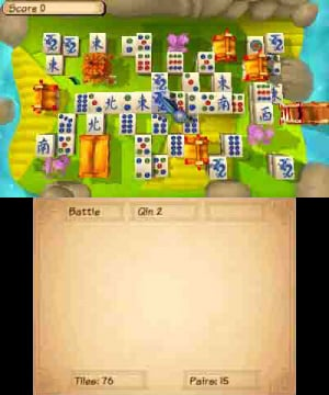Mahjong 3D - Warriors of the Emperor Review - Screenshot 2 of 3