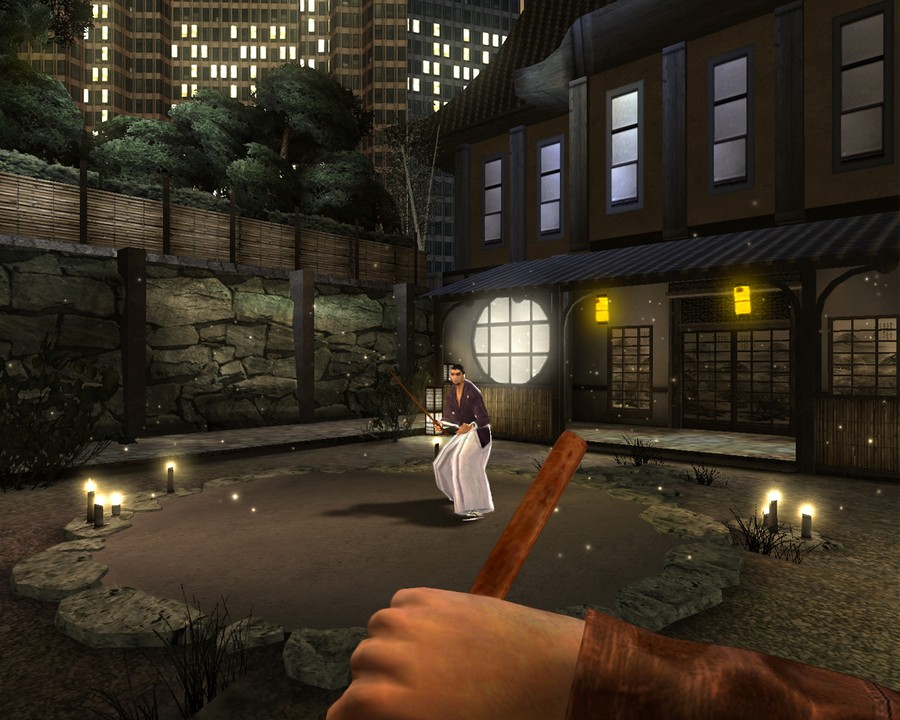 Red Steel Screenshot
