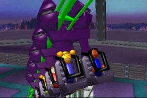 Coaster Creator 3D Screenshot