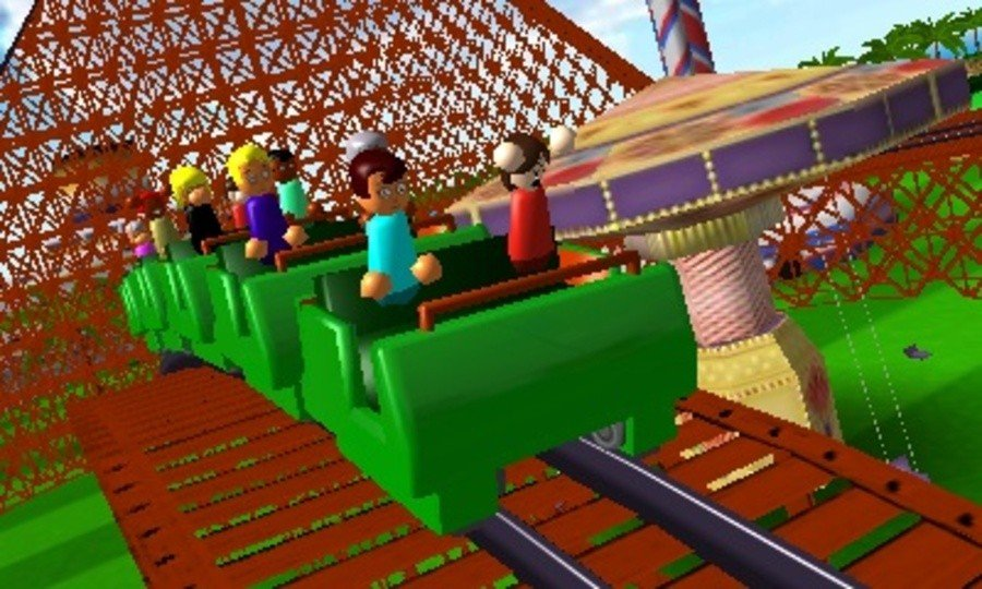 Coaster Creator 3D Screenshot