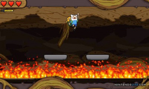 Adventure Time: Hey Ice King! Why'd You Steal Our Garbage?! Review - Screenshot 1 of 4