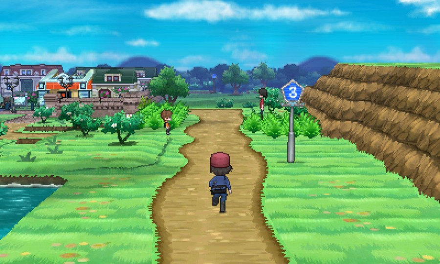 Pokémon X & Y Screenshot