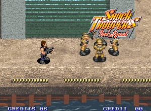 Shock Troopers 2nd Squad Review - Screenshot 1 of 3
