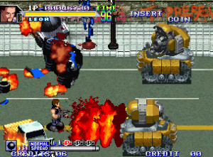 Shock Troopers 2nd Squad Review - Screenshot 3 of 3