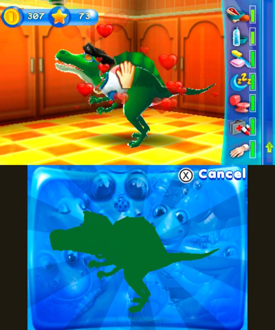 101 DinoPets 3D Screenshot