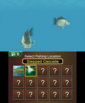 Reel Fishing 3D Paradise Mini Review - Screenshot 3 of 4