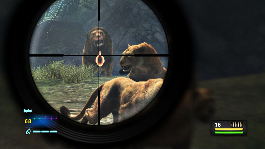 Cabela's Dangerous Hunts 2013 Review - Screenshot 1 of 6