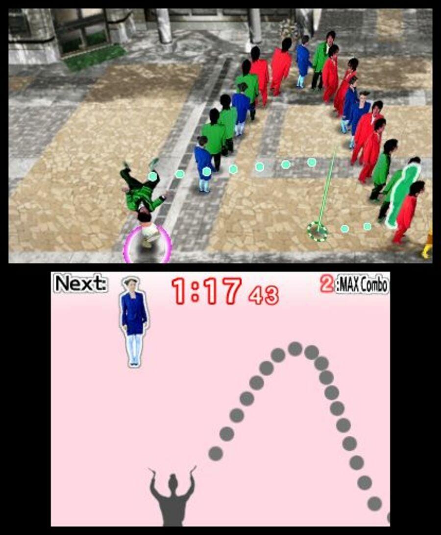 Tokyo Crash Mobs Screenshot
