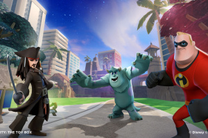Disney Infinity Screenshot