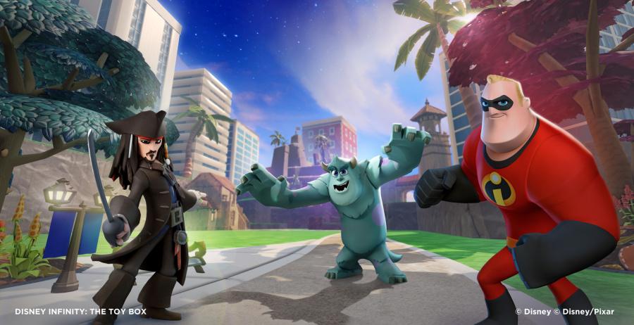 Disney Infinity Review - Screenshot 2 of 5