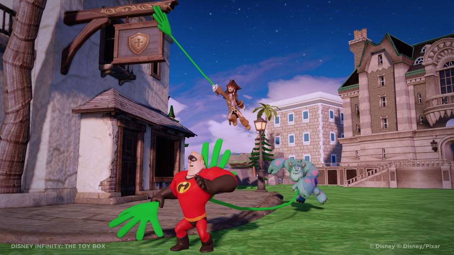 Disney Infinity Review - Screenshot 3 of 5